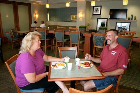 Hampton Inn Ellsworth / Bar Harbor: Restaurant
