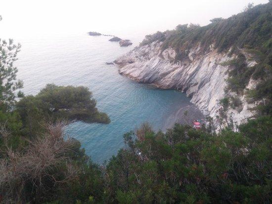 Bergeggi, Italie : Cala degli Inglesi