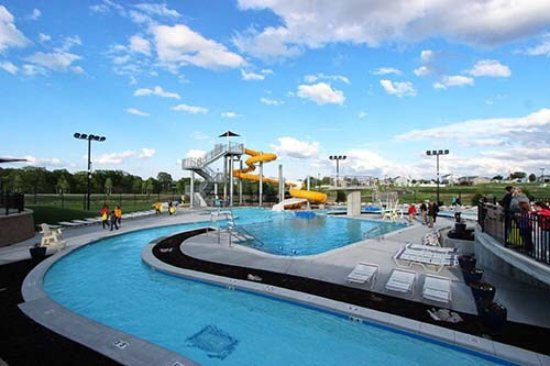 Wentzville, MO: Splash Station Aquatic Center