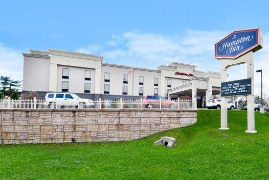เลต์ตัน, เพนซิลเวเนีย: Hotel Exterior