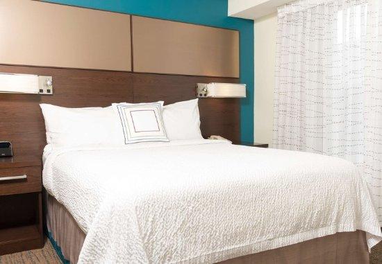 Grandville, MI: Two-Bedroom Suite - Bedroom