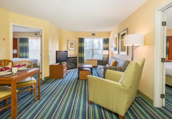Spokane Valley, WA: Two-Bedroom Suite