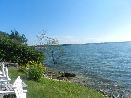 Baileys Harbor, WI: Lake Michigan