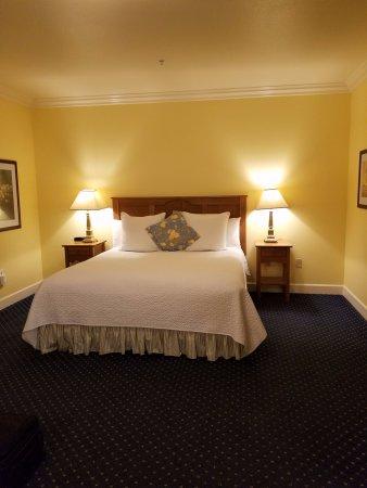 Best Western Plus Elm House Inn: King side bed room