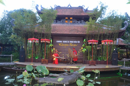 Quang Nam Province, Vietnam: Tonkin water theater house