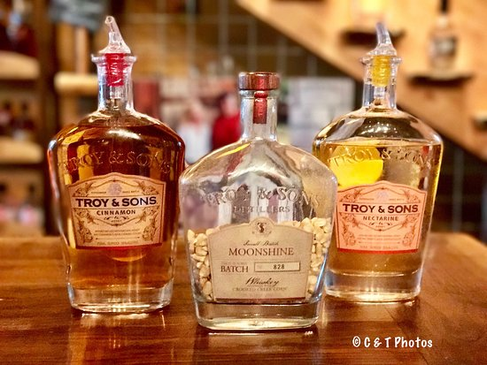Troy and Sons Distillers