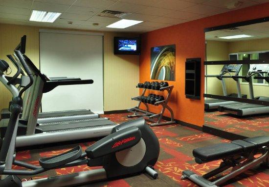 คิงส์ตัน, นิวยอร์ก: Fitness Center