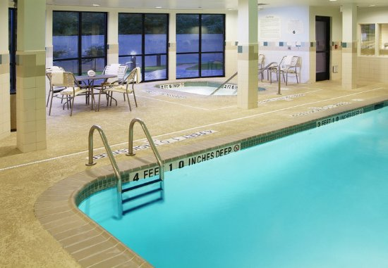 คิงส์ตัน, นิวยอร์ก: Indoor Pool & Whirlpool