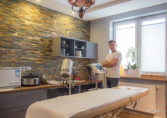 Body-Med Katowice massage salon by Michal Wojciak
