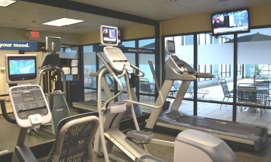 Richfield, OH: Fitness Center