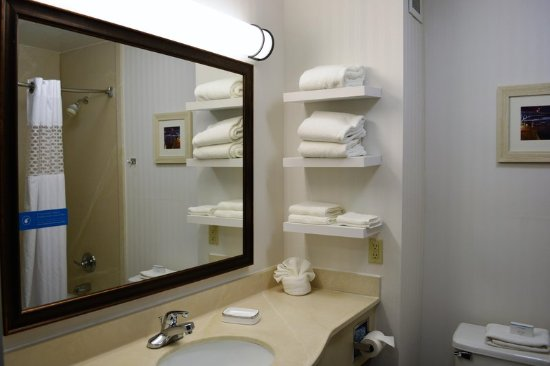 Richfield, OH: Guest Room Bathroom