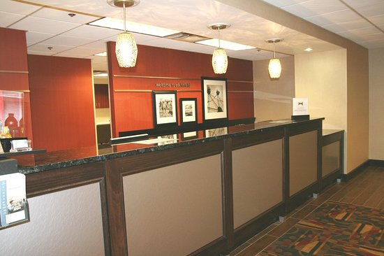 Richfield, OH: Front Desk, Overview