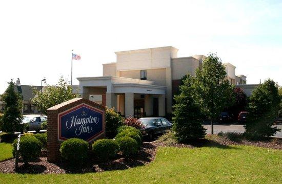 Richfield, OH: Hotel Exterior