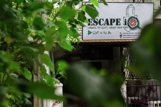 Escape IQ Hoi An