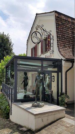 Schwyz, Suiza: Eingang