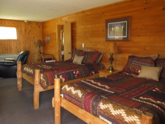 Rustic Inn Prices Guest House Reviews Park Rapids Mn Tripadvisor