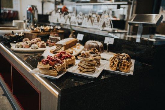 Adler Resort: Frühstück