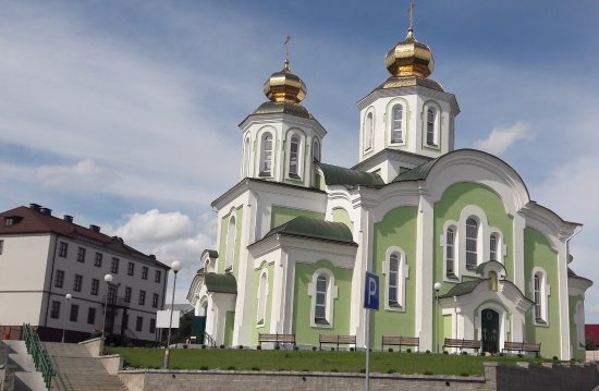 Nesvizh, Bielorrusia: Храм