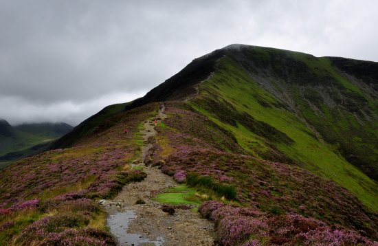 Coledale Inn: Grisdale pike