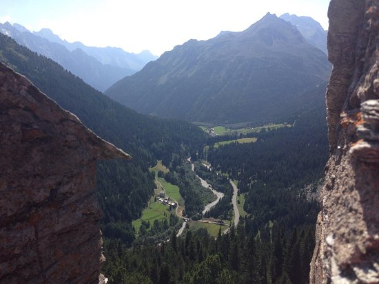 Canton of Graubunden, Switzerland: Maloja Pass