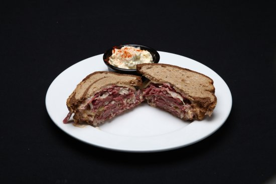 Ebensburg, Πενσυλβάνια: Authentic reuben... simply amazing
