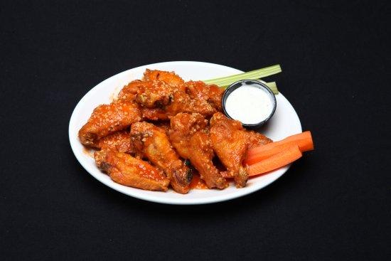 Ebensburg, PA: Best wings around!!
