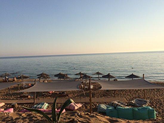 Mikro Nisi Beach Venue照片