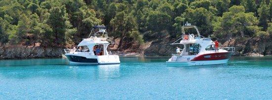 Neos Marmaras, Grčka: FishingGreece Fleet