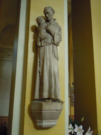 Eglise Saint Dominique : Statue
