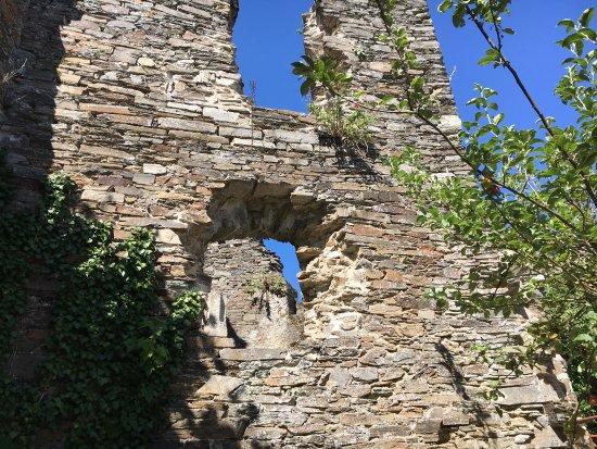 Lacroix-Barrez, France : Château de Valon