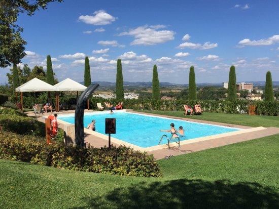 Hotel Garden Siena Bewertung