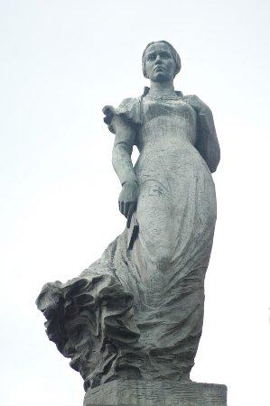 Monument to Lesya Ukrainka
