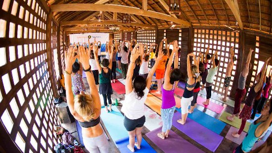 Aldona, India: practice