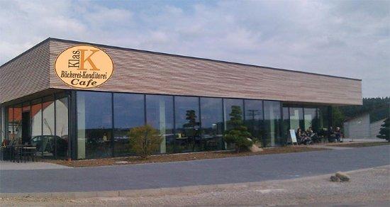Hofstetten, ألمانيا: Backerei-Konditorei-Cafe