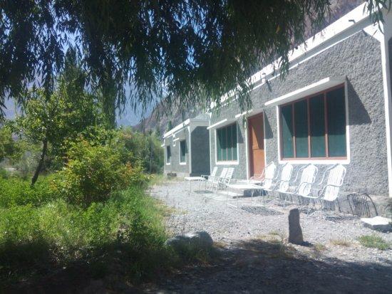 Entrance - Picture of Passu Peak Inn, Hunza - Tripadvisor