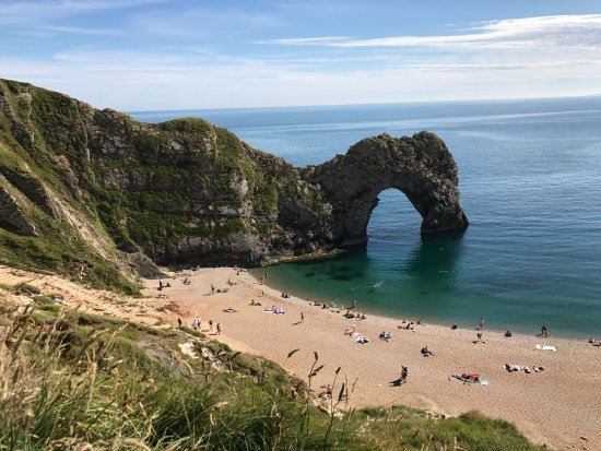 Lulworth Cove and Durdle Door The u0027Durdle Dooru0027 limestone arch & The u0027Durdle Dooru0027 limestone arch - Picture of Lulworth Cove and ... pezcame.com