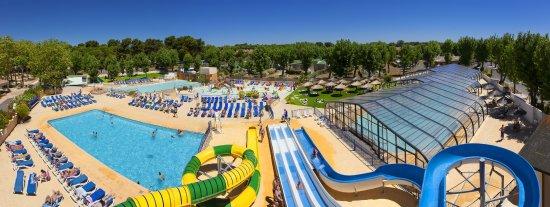 Camping domaine de la yole updated 2017 lodge reviews - Camping a valras plage avec piscine ...