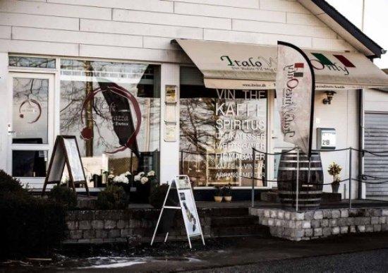 Café Vinbar Kaffebar Picture Of Cafe Enoteca La