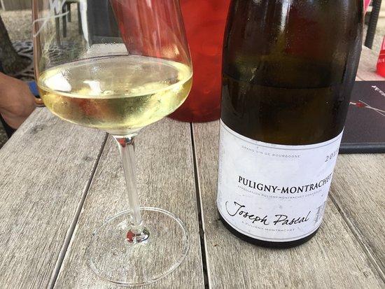 Le Caveau Puligny Montrachet