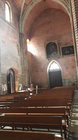 Simorre, França: Eglise Notre-Dame-de-l'Assomption