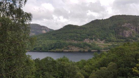 Flekkefjord, Norwegen: Panenská příroda