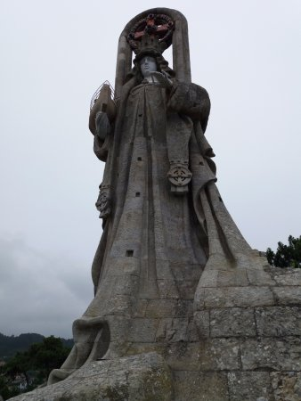 Virgen de la roca.