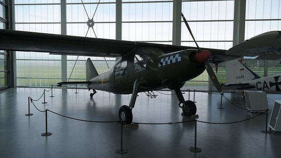 Do-28 (first German aircraft after WW II) - Picture of