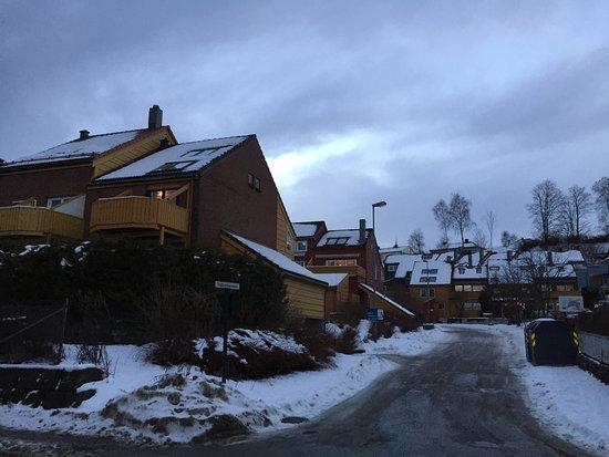 Scandic Bakklandet: vista esterno hotel
