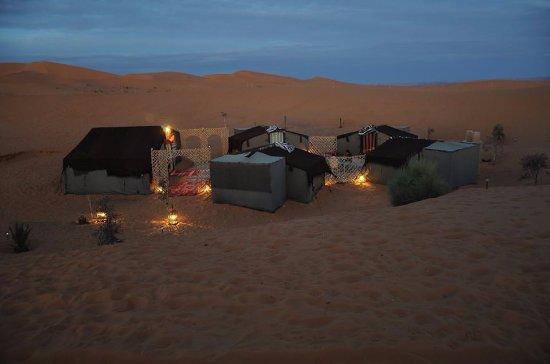 Casablanca, Marruecos: Desert camp