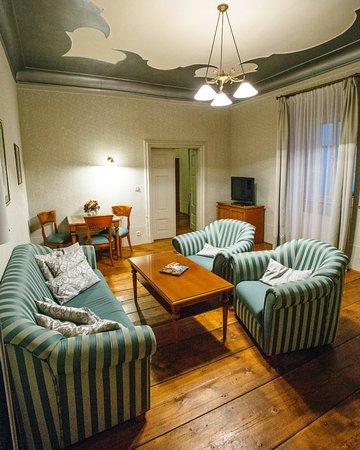 Hotel Bellevue: Gustav - Luxury Suite