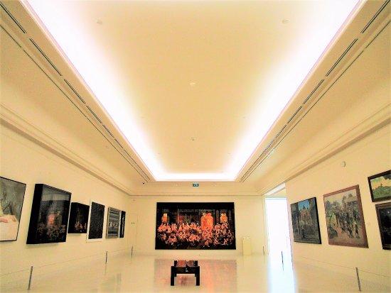 inside - Picture of Museum of Contemporary Art (MOCA), Bangkok - TripAdvisor