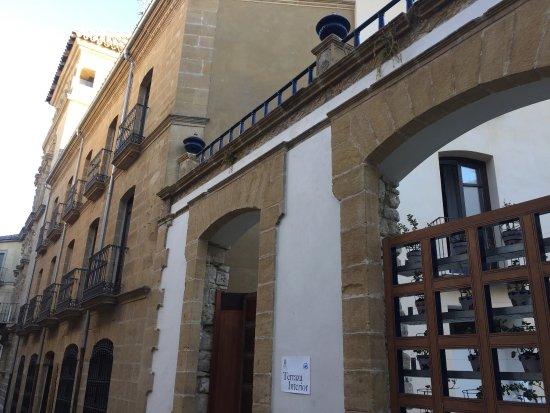Hotel palacio de ubeda desde beda espa a - Hotel palacio de ubeda ...