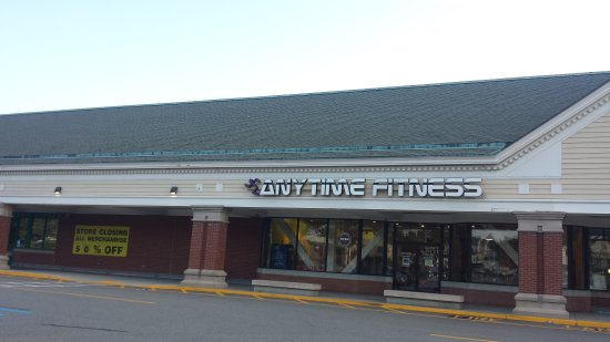 Quincy, MA: Anytime Fitness