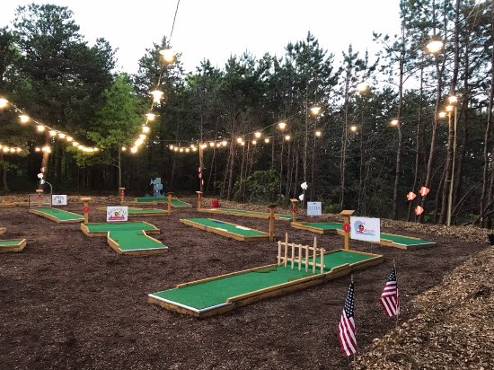 Mashpee Mini Golf
